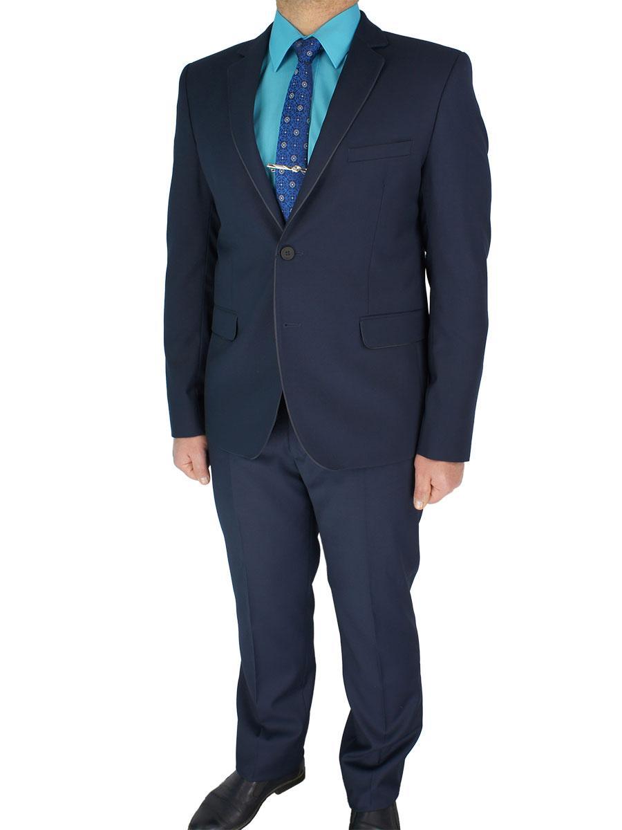 Чоловічий приталений класичний костюм Legenda Class 15219 # 2 mod.1042