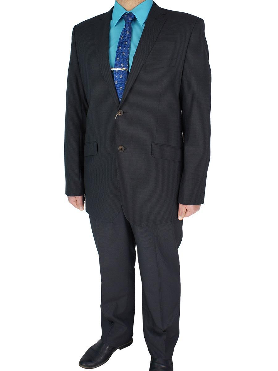 Чоловічий костюм в дрібну клітинку Giordano Conti 279#2