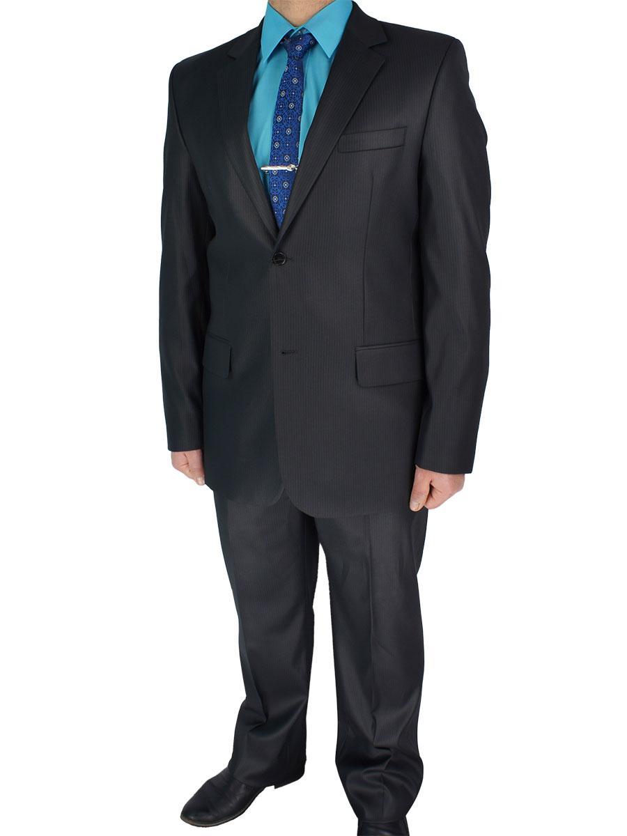 Класичний чоловічий костюм Legenda Class SS-5431 в дрібну смужку