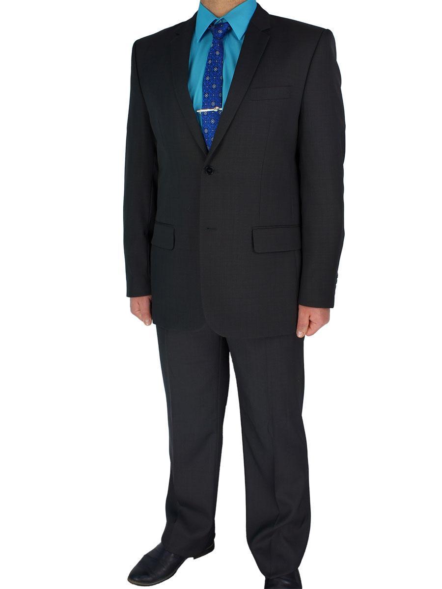 Чоловічий темно-сірий класичний костюм Legenda Class 1101 # 2