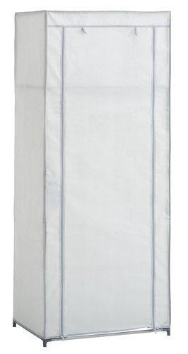 Складной тканевый шкаф на металлическом каркасе  60х46х150см