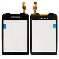 Сенсор (Touch screen) Samsung S3850 Corby2 черный