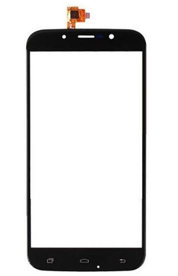Сенсор (Touch screen) S-Tell M555 чёрный
