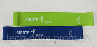 Резинки для фитнеса №1/2 (комплект 2 шт, латекс, №1, №2)