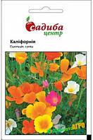 """Семена цветов Эшольция Калифорния, смесь, 0.5 г, """"Садыба центр"""", Украина"""