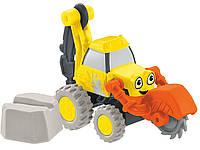 Строительные машинки Боб строитель, трактор