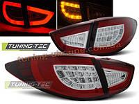Задние фонари на Hyundai ix35 2009-2013