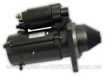 Стартер AZE-4183 4кВт Iskra (МТЗ, ГАЗ, ПАЗ) Z=10