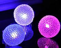Кольцо детское светящееся, 3 цвета