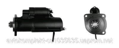 Стартер AZF 4637 (12в) 4.2 кВт