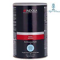 INDOLA RapidBlond BLUE  Обесцвечивающий порошок 450 гр, INDOLA