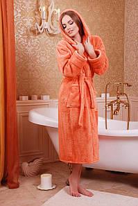 Плотный женский махровый халат в Украине