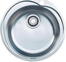 Мойка кухонная Franke RON 610-41 матовая