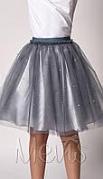 Детская нарядная юбка для девочки подростка