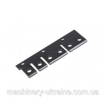 Противорежущая короткая пластинажатки Geringoff РСА 001486 (с наплавкой)