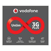 Стартовый пакет VODAFONE Unlim 3G Plus