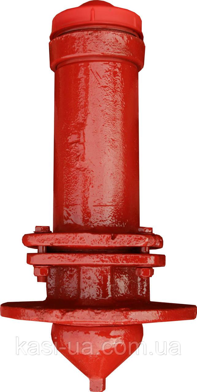 Гідрант пожежний підземний Н-4,0 м (чавун)