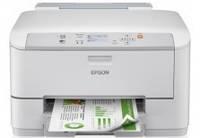 Принтер Epson WorkForce Pro WF-5110DW (C11CD12301) с Wi-Fi