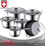 Набор посуды 12 предметов Bachmayer BM-1202