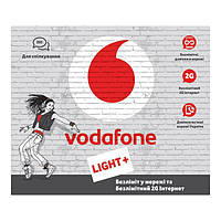 Стартовый пакет VODAFONE Light+