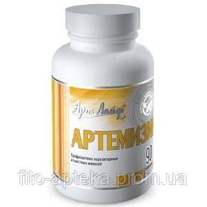 Артемизин-S (на основе полыни) 90 капс. от глистов