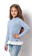 """Детский нежный свитер на девочку """"Кашемир"""""""