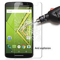 Защитное стекло Glass для Motorola Moto X Play XT1562