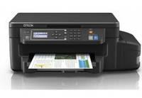МФУ цветной печати Epson L605 (C11CF72403) c WI-FI