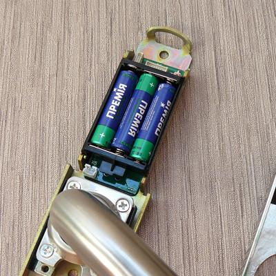 Eurolock EHT работа от батареек