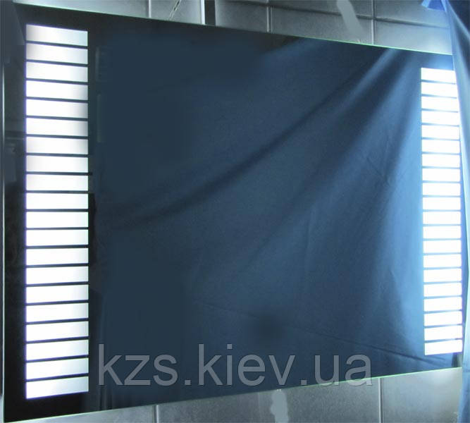 Зеркало с LED подсветкой 550х800