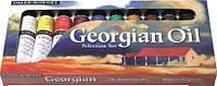 Набор масляных красок ''Georgian Selection Set'', 10 * 38мл, DR
