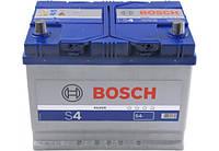 Аккумулятор автомобильный BOSCH 6СТ-70 АЗИЯ Евро (S4026)