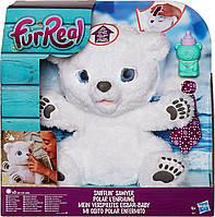 Интерактивный полярный медвежонок FurReal FriendsSniffin Sawyer, полярный мишка
