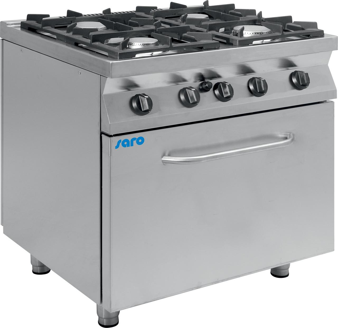 Газовая плита с газовой духовкой  F7 / KUG4LO Saro