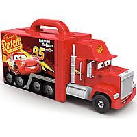 Smoby Мастерская-грузовик Мак 360146