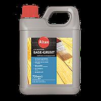 Базовый грунт ALTAX BASE-GRUNT для древесины глубоко консервирующее