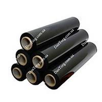 Стрейч-пленка черная 20 мкм (500 мм/2,5 кг)