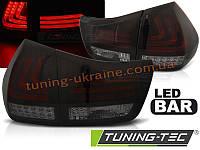 Задние фонари на Lexus rx 330/350 2003-2008 тонированные темно-красные, фото 1