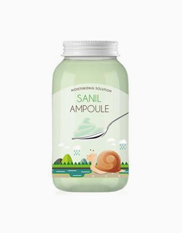 Ампульный гель с муцином улитки ESFOLIO SNAIL AMPOULE, 180 мл