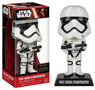 Штурмовик перого ордена Звездные войны 7 Пробуждение силы / First Order Stormtrooper Star Wars 7 FunKo