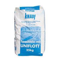 Шпаклевка Knauf Uniflott, 25 кг