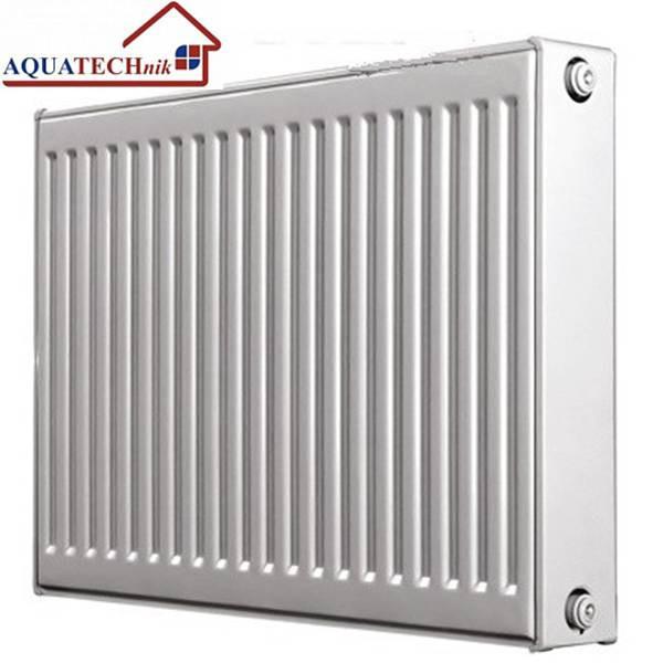 Cтальной радиатор AQUATECHnik Lex 500x22x400  (Турция)