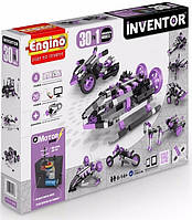 Конструктор Engino Inventor Motorized Adventure 30 в 1 з електродвигуном (3031)