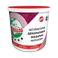 Штукатурка акриловая мозаичная Anserglob (PK) для цоколя 25 кг