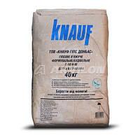 Высококрепкий гипс Knauf Г-10, 40 кг