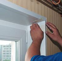Восстановление откосов, стен, потолков и перегородок из гипсокартона