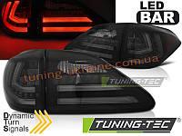 Задние фонари на Lexus rx 2009-2012 тонированные