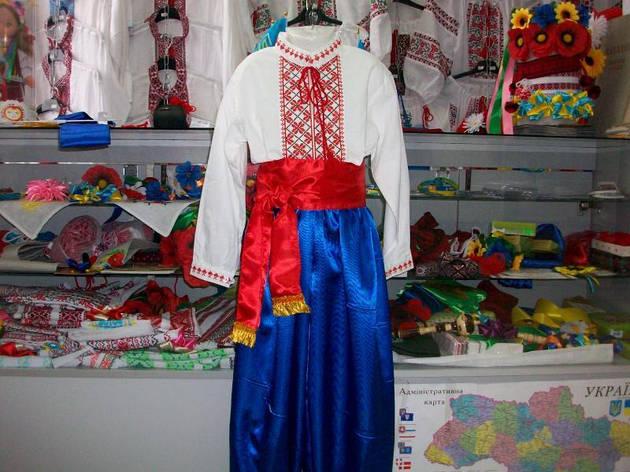 Украинский костюм для мальчика, фото 2