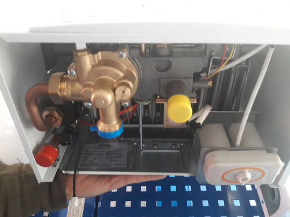 Газовая колонка Demrad SC 275 SЕI LCD, фото 2