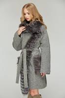 Пальто из итальянской варенной шерсти